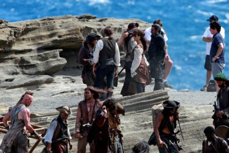 Ian McShane - Pirates of the Caribbean: On Stranger Tides