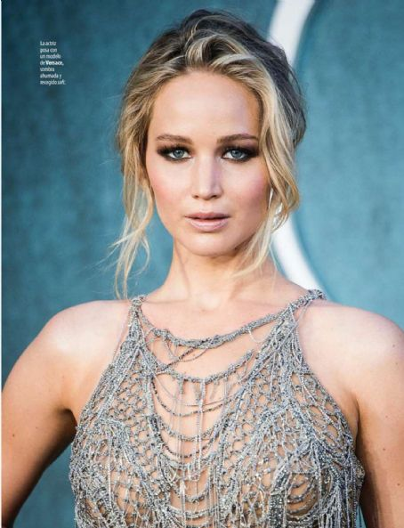 Jennifer Lawrence – Stilo Magazine (January 2018)