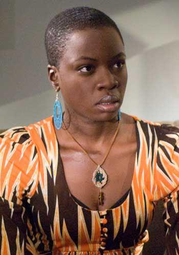 Danai Gurira The Visitor