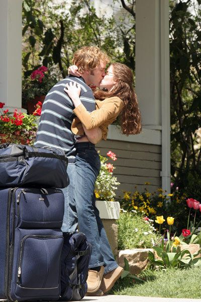 Everwood chris pratt & sarah drew playing bright & hannah