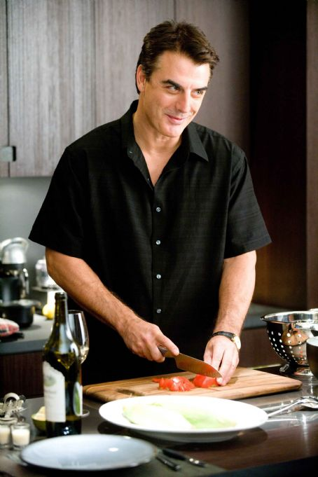 "Mr. Big Chris Noth stars as """" in New Line Cinema's upcoming release of SEX AND THE CITY. Photo Credit: Craig Blankenhorn/New Line Cinema"