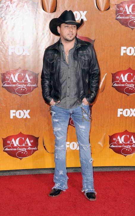 Jason Aldean: 2011 ACA Album of the Year Winner!