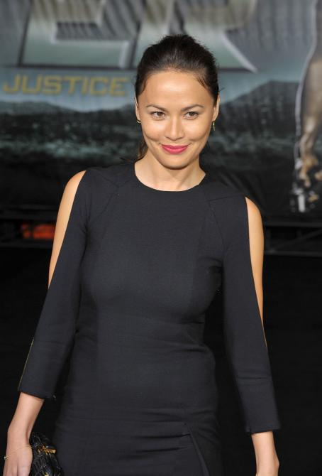 Moon Bloodgood - 'Premiere of Faster' in Los Angeles - 2010-11-22