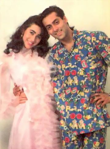 Karisma Kapoor Sallu & lolo