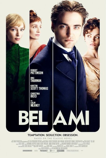 Robert Pattinson heads from Twilight to darkness in Bel Ami