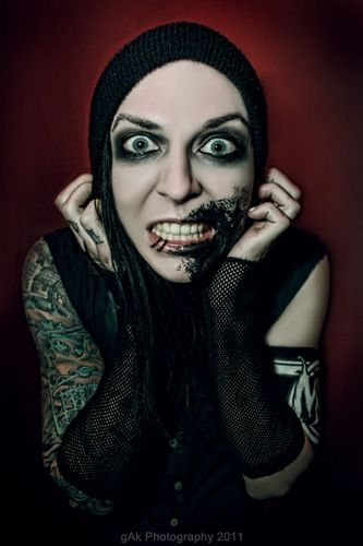 Motionless In White - Ricky Horror