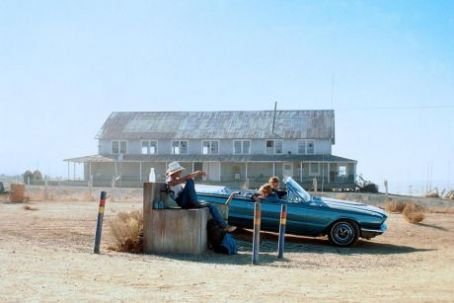 Thelma & Louise Susan Sarandon, Geena Davis and Brad Pitt in Thelma & Louise (1991)