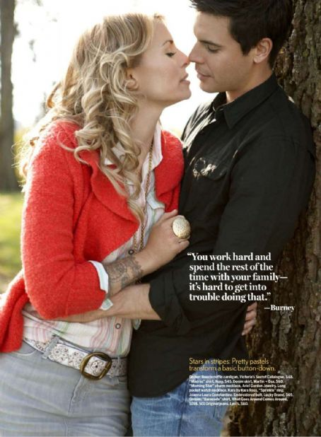 Niki Taylor - Redbook USA - February, 2011