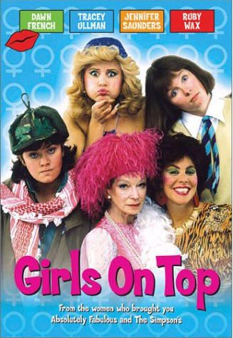 Girls on Top (1985) Poster