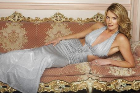 Penny Lancaster - Alan Olley Photoshoot
