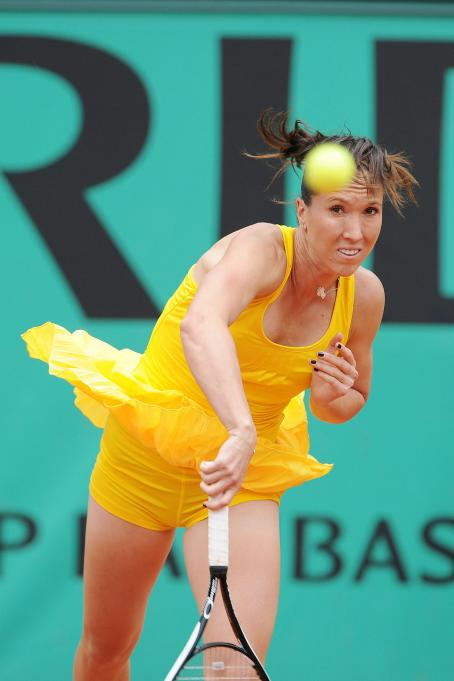 Jelena Jankovic - French Open 2 Round, 27 May 2010