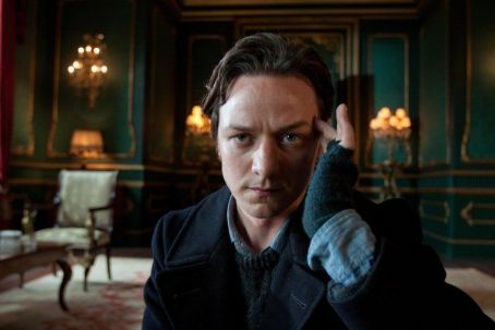 James McAvoy - X-Men: First Class