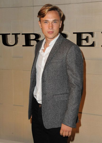 William Moseley attended the Burberry Body Event hosted by Christopher Bailey and Rosie Huntington-Whiteley held at Burberry Beverly Hills, October 26, in Beverly Hills