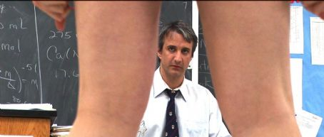 Bronson Pinchot  star as Mr. Kimbal in Hooking Up.