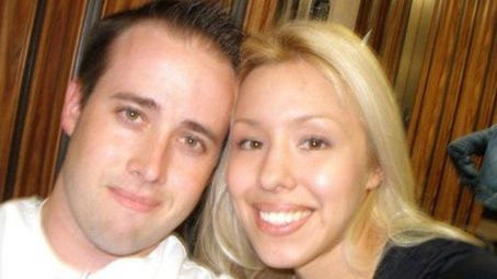 Travis Alexander  and Jodi Alexander in Happier Times