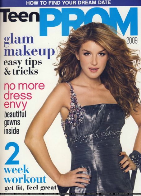 Shenae Grimes - Teen Prom Magazine [United States] (1 December 2009)