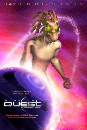 quantum quest - hayden christensen