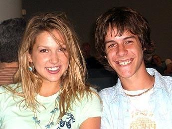 Miriam McDonald and Ryan Cooley