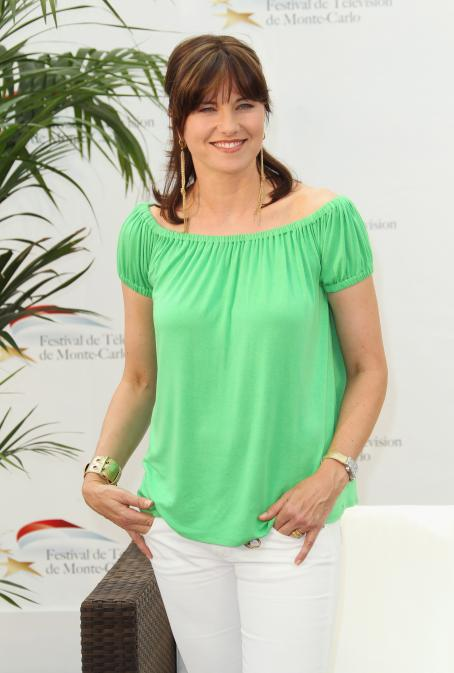 "Lucy Lawless - ""Spartacus: Blood And Sand"" Photocall At 50 Monte Carlo TV Festival - June 10, 2010"