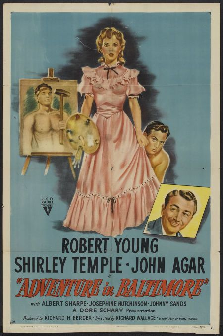 Adventure in Baltimore (1949) Movie Posters