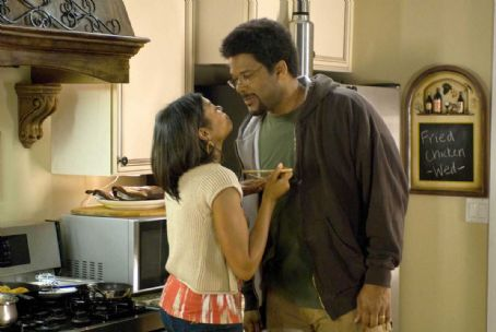 The Family That Preys - Pam (Taraji P. Henson) and Ben (Tyler Perry) in TYLER PERRY'S THE FAMILY THAT PREYS. Photo credit: Alfeo Dixon