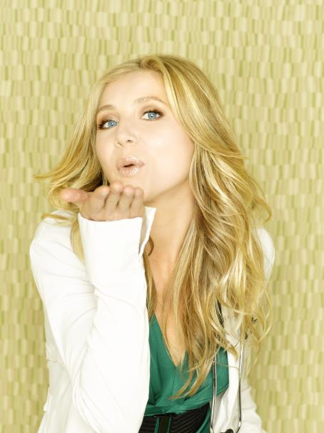 Scrubs Sarah Chalke -  Season 8 Promotional Shoot