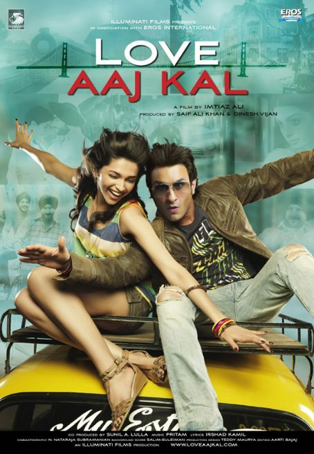 Saif Ali Khan and Deepika Padukone lak
