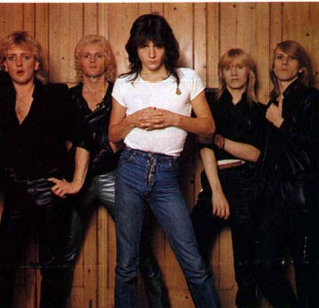 Phil Collen - The band Girl