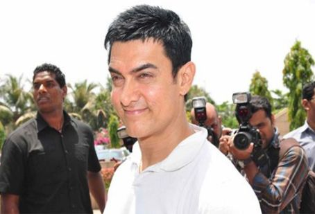 Aamir Khan Pictures from the New Tv show Satamev Jayante 2012