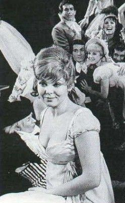 Barbara Harris On A Clear Day You Can See Forever - 1965 Musicals