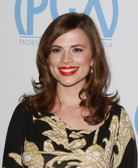 Hayley Atwell - 2011 Producers Guild Awards  in Beverly Hills - 22.01.2011