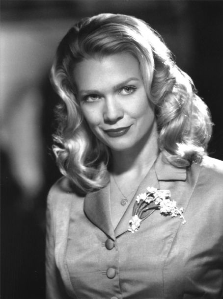 Laurie Holden  as Adele Stanton in Castle Rock's The Majestic - 2001