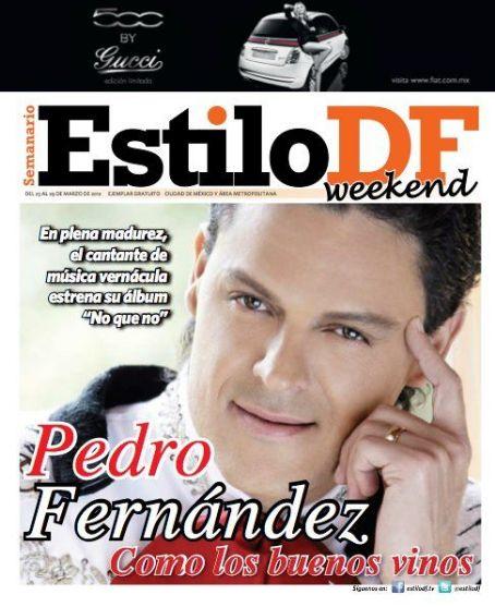 Pedro Fernández Pedro Fernández