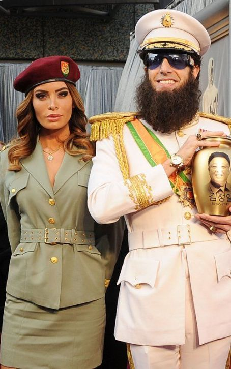 "Sacha Baron Cohen - ""The Dictator"" Ruffles Feathers in UK"