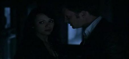 MI-5 Martine McCutcheon & Rupert Penry-Jones in  a.k.a Spooks