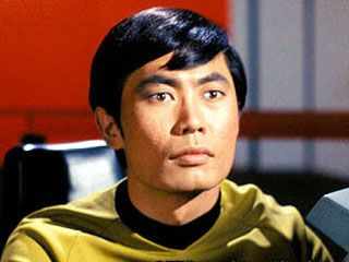 George Takei  in Star Trek