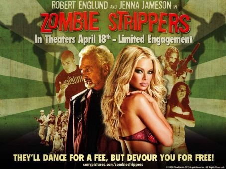 Robert Englund Zombie Strippers Wallpaper