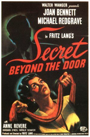 Secret Beyond the Door... Secret Beyond the Door..