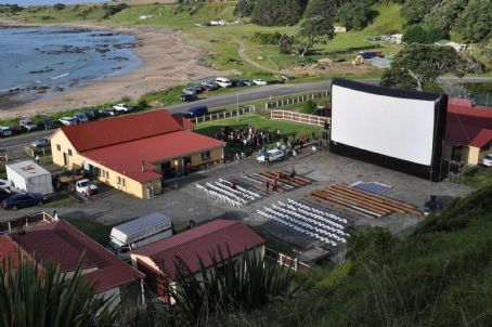 Boy Waihau Bay Community Screening. Photos Matt Grace and Darryl Ward.
