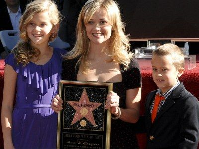 Ava Phillippe , Reese, and Deacon Phillippe