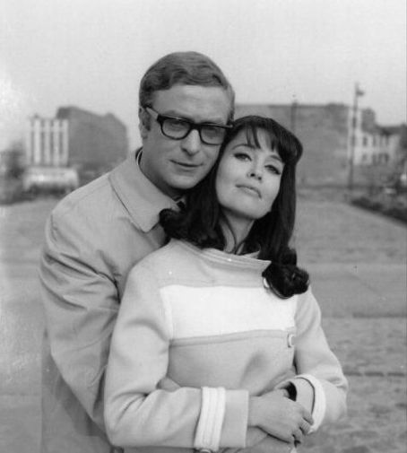Anjanette Comer Michael Caine &