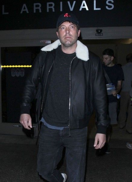 Ben Affleck- September 2, 2016- Arrives at LAX