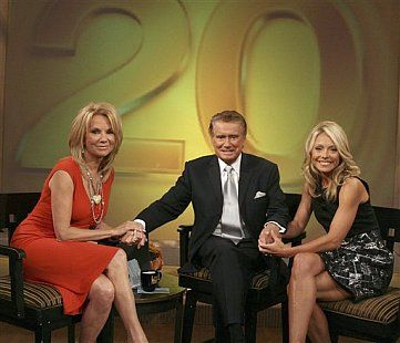 Regis Philbin - Kathie Lee, Regis & Kelly