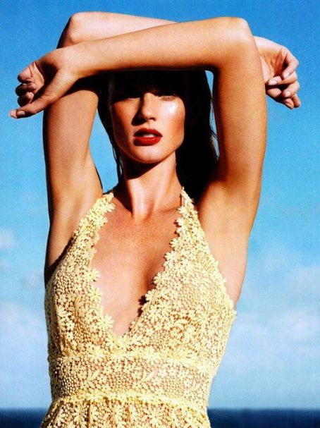 Anne Vyalitsyna - Anne V: April 2012 issue of Allure magazine