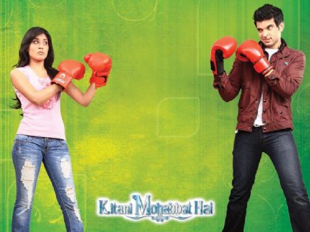 Karan Kundra Kitni Mohabbat Hai Season 2 Posters and wallpapers