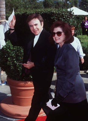 Walter Koenig  and wife Judy
