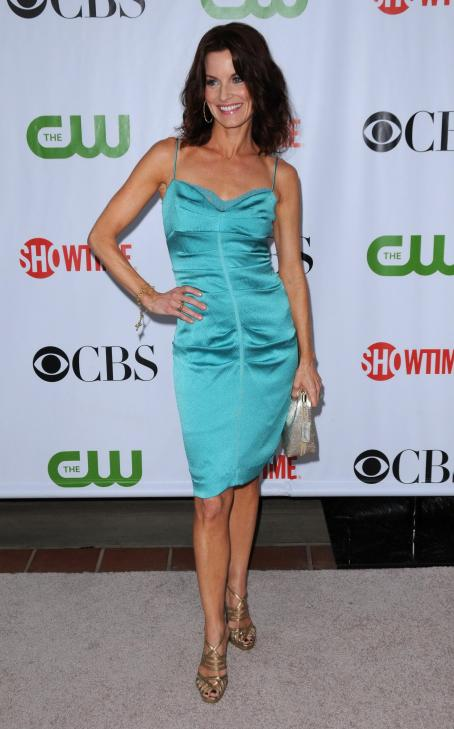 Laura Leighton - CBS, CW, CBS Television Studios & Showtime TCA Party Held At The Huntington Library On August 3, 2009 In Pasadena, California