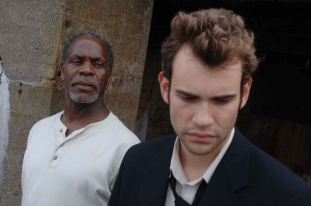 Rossif Sutherland Danny Glover as George and  as Donnie Rose in ThinkFilm's Poor Boy's Game.