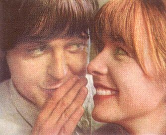 Jane Asher and Paul McCartney Photoshoot 1964