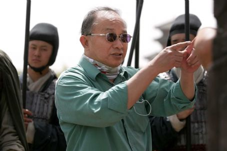 John Woo , director of RED CLIFF, a Magnet Release. Photo courtesy of Magnet Releasing.